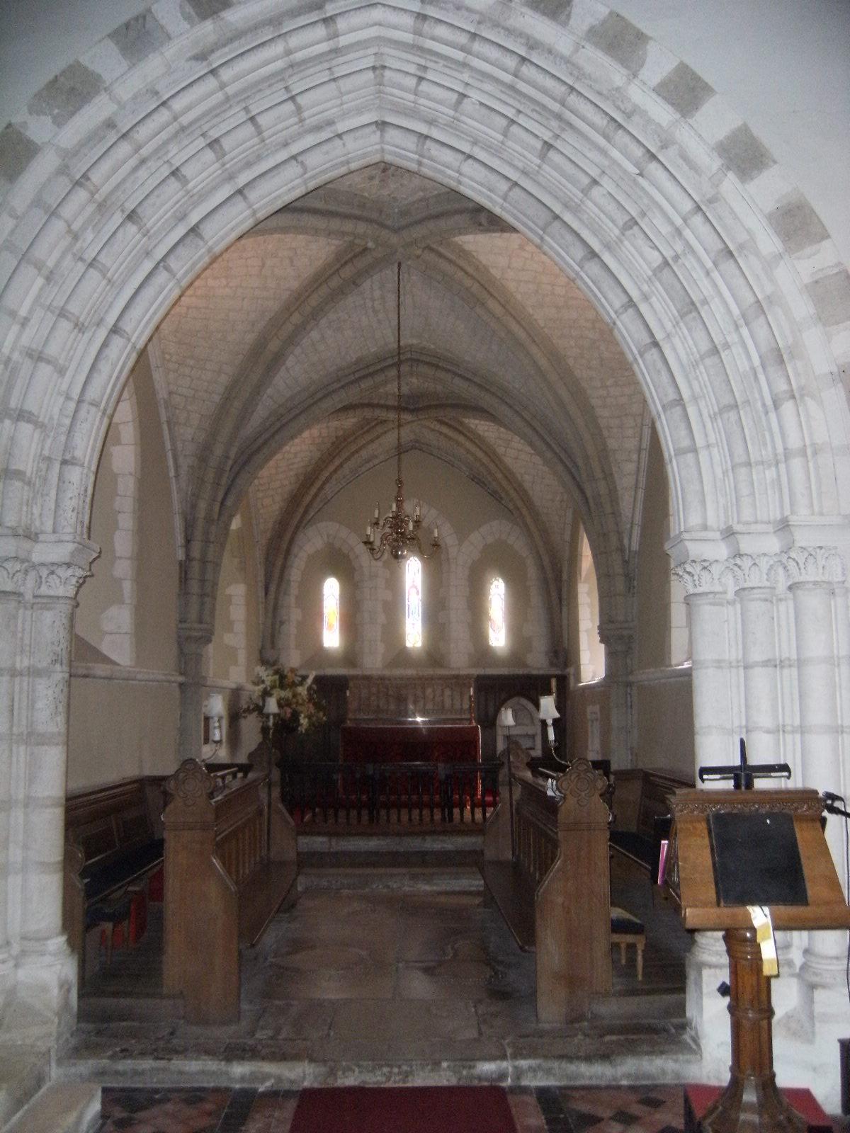 1007250030 St Mary the Virgin church, Burpham