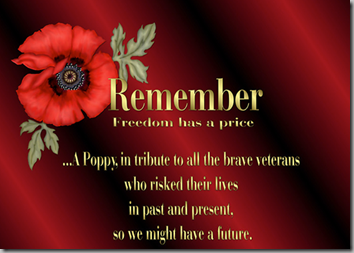 remembrance day-veterans day
