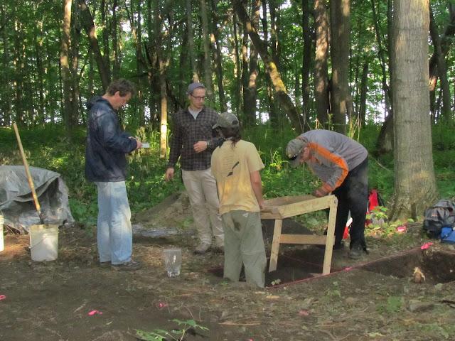 Apple Island Archaeology, early & 2014 - june%2B2014%2B011.JPG