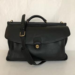 Coach Vintage Messenger Bag