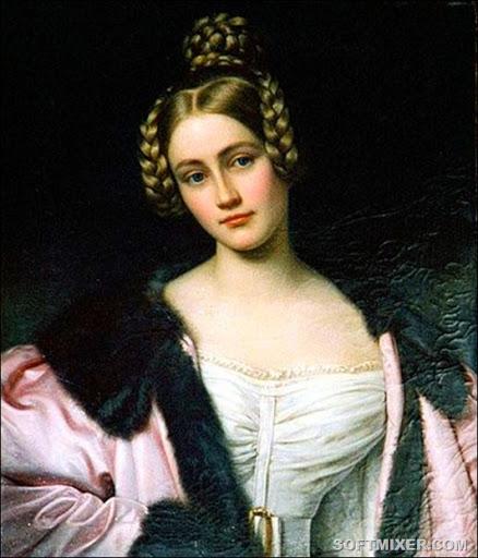 Сексуальные красавицы 19 века