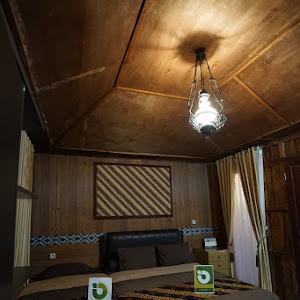 Omah Dieng Etnic Single Bed + Ekstra Bed
