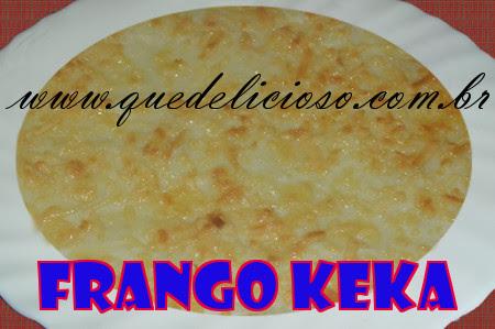 Frango keka