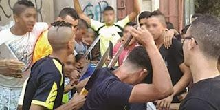 Sidi-Bel-Abbès: 1 blessé et 5 arrestations suite à une bagarre générale