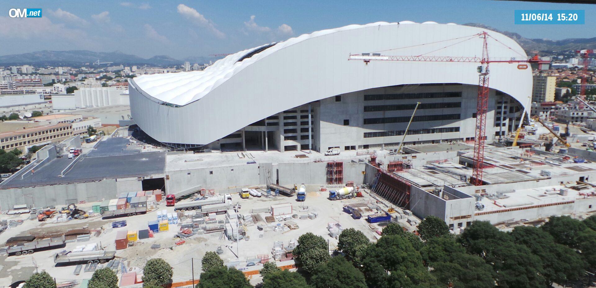 Marseille stade v lodrome 67 394 page 97 for Porte 7 stade velodrome