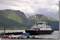 2 ferry entre Refnes et Elesnes