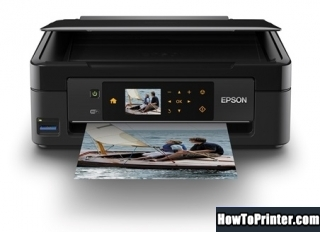 Reset Epson XP-413 Waste Ink Counter overflow problem