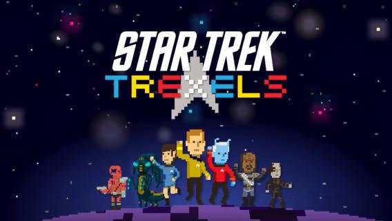 Star Trek Trexels v1.3.1