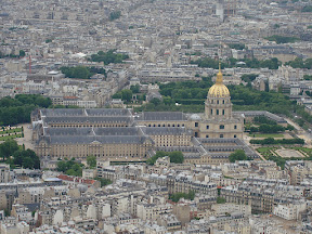 Les Invalides and the Church of the Golden Dome
