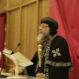 His Holiness Pope Tawadros II visit to St. Mark LA - _09A9057.JPG