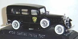 4168 Cadillac Police 1931