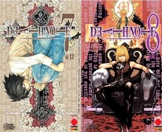 Death Note (vol.7 e vol.8)