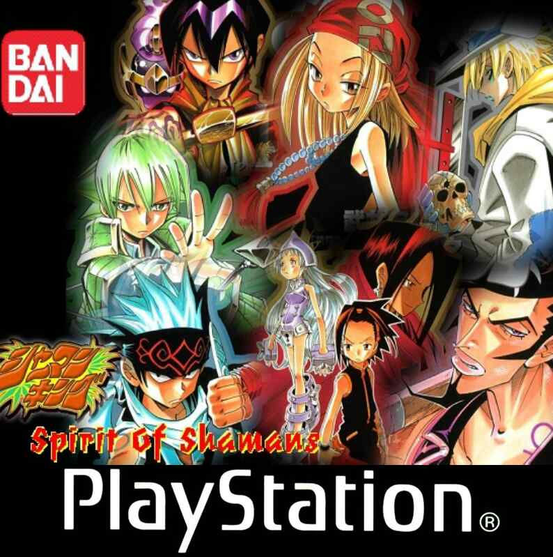 Shaman King PSX Cover