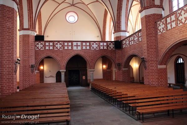 Kościół pw. św. Maksymiliana Kolbe w Nowem