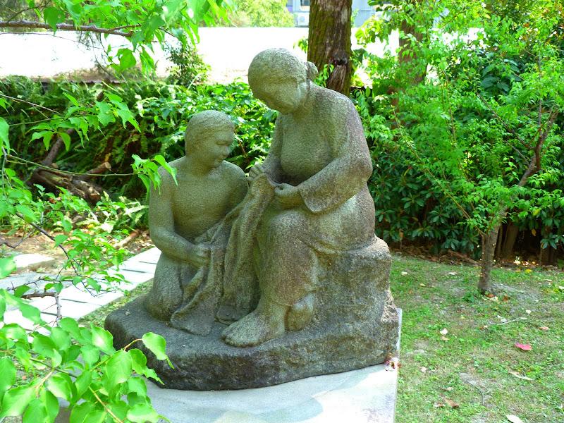 TAIWAN Taipei Dahu Park et dans le quartier de SHIH CHIEN University - P1260287.JPG
