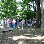 2005 Cemetery - Burning Tree