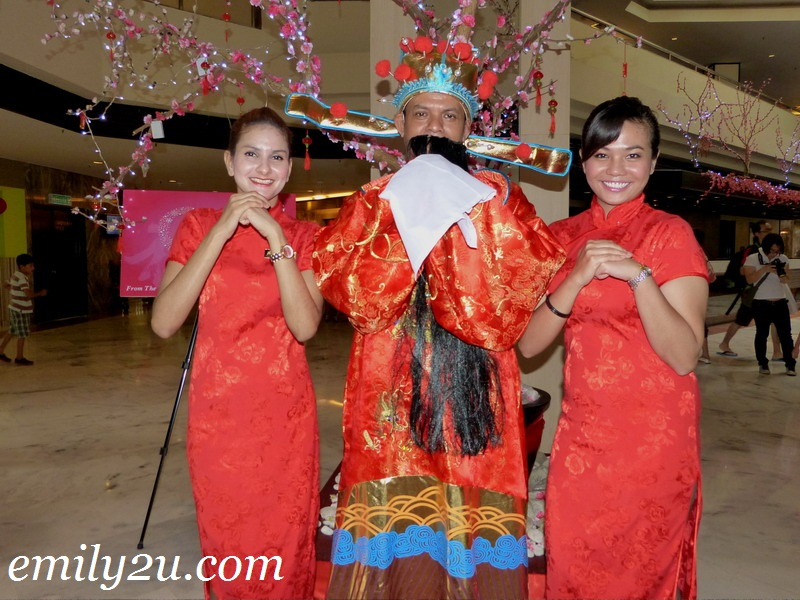 Chinese New Year Celebration 2013 @ Impiana Hotel Ipoh