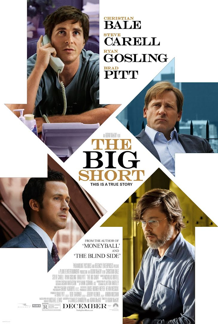La gran apuesta - The Big Short (2015)