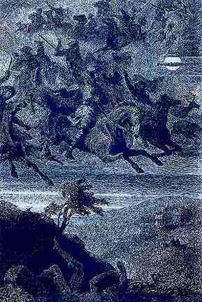 Odens Jakt, Asatru Gods And Heroes