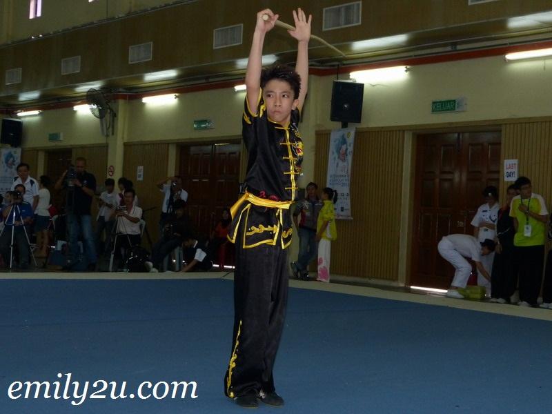 23rd Malaysia Wushu Championship @ Ipoh