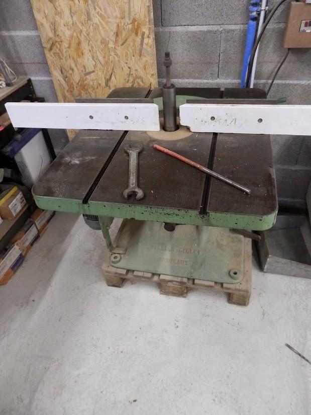 Vends machine d'atelier bois P1210008