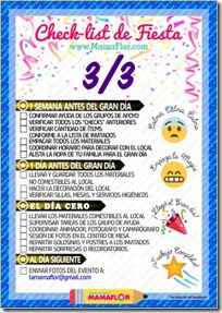 Check list Fiesta - hoja 3