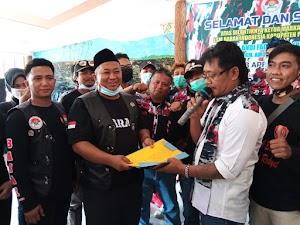 Andi Fachrudin Pimpin Ketua Mada Barak Indonesia Kabupaten Purwakarta