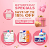 MOTHER'S DAY SPECIALS | 10 MAY 2021 - 23 MAY 2021