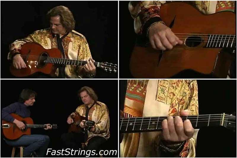 John Jorgenson - Intro To Gypsy Jazz Guitar Vol. 1