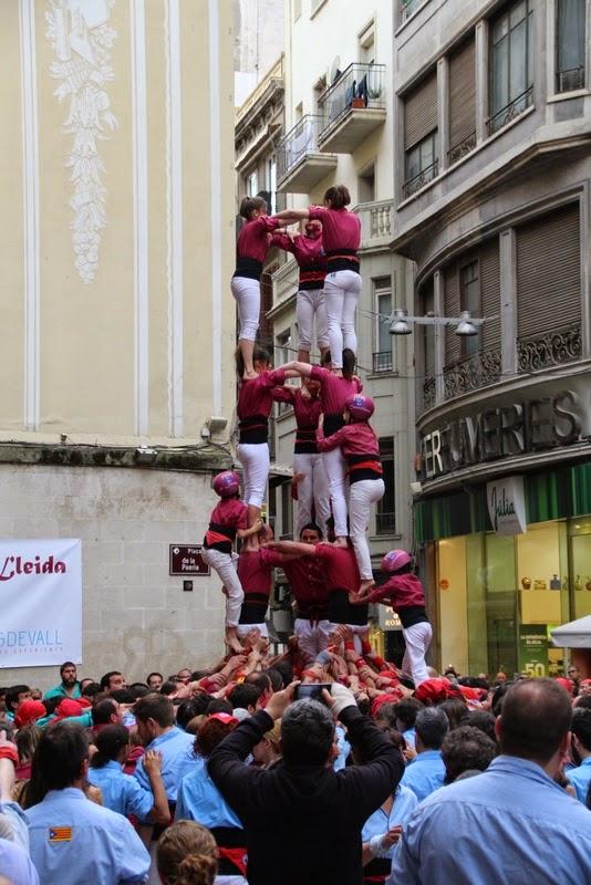Actuació 20è Aniversari Castellers de Lleida Paeria 11-04-15 - IMG_8856.jpg