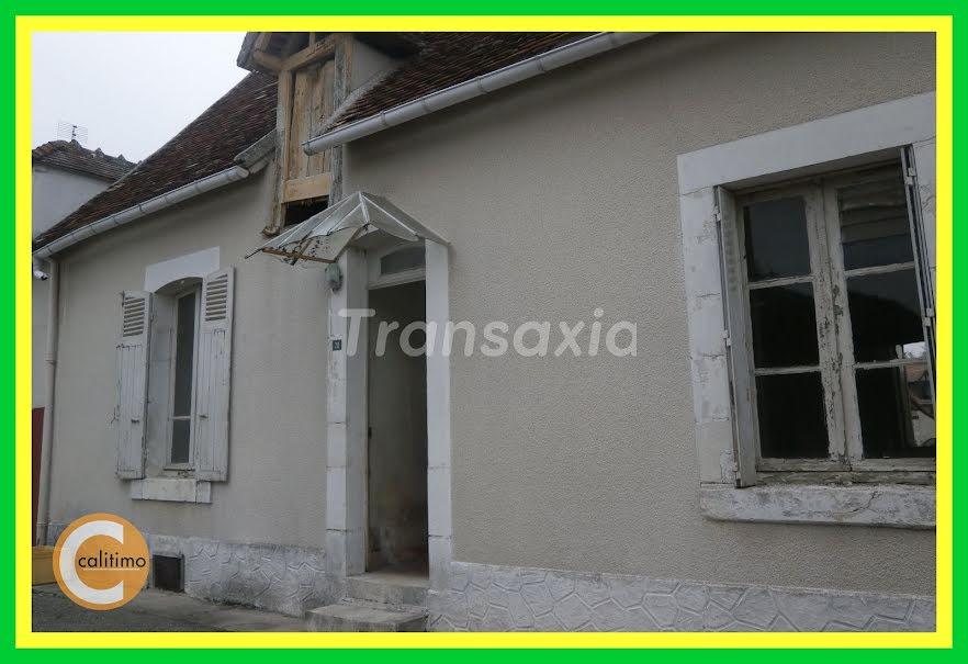 Vente maison 2 pièces 60 m² à Saint-Michel-en-Brenne (36290), 24 000 €