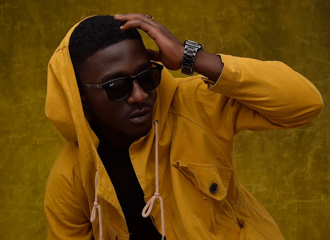 "Nigerian Rapper ""Lucky Gee"" Sets To Drop ""Lips Fight 2"" Alongside ""Coby Ringz"""