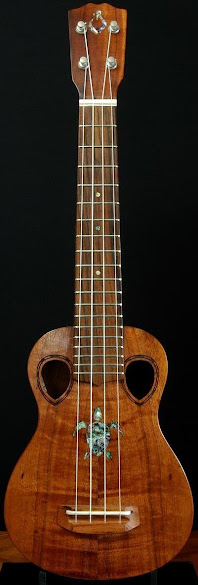 G String Custom Tenor Ukulele