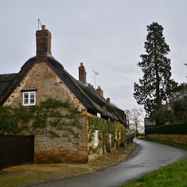 Rural English Life by Victoria Eversole - Buildings & Architecture Homes ( northamptonshire, buildings and architecture, rural english life )