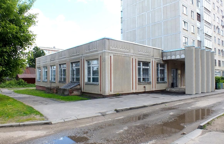 Городская детско-юношеская библиотека (ГДЮБ)