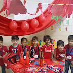 Red Day (Jr.KG.- A & B) 4-8-2015