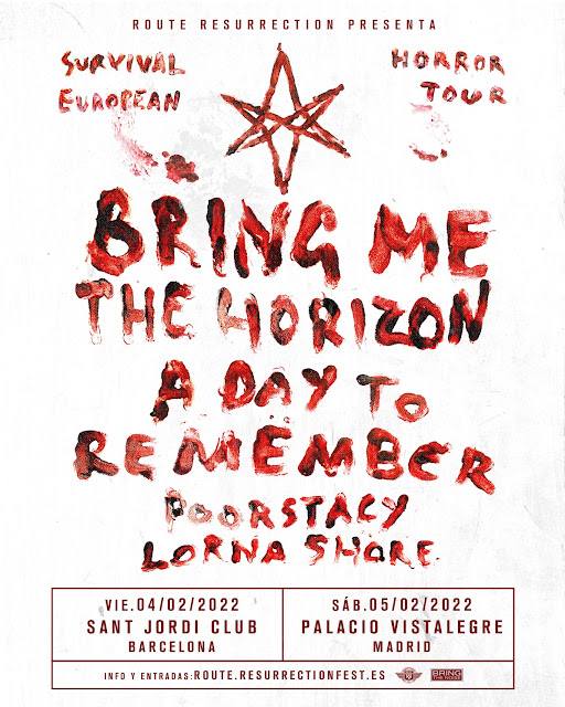 survival european horror tour
