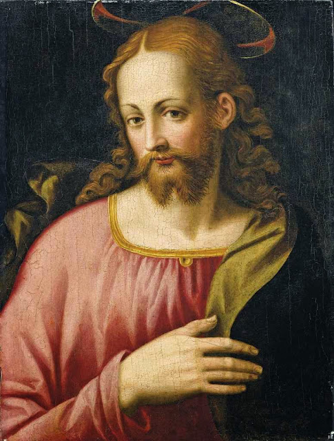 Prospero Fontana - Il Salvatore