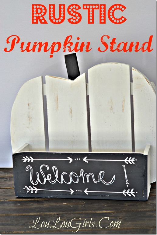 Rustic-Pumpkin-Stand-For-Guest-Room