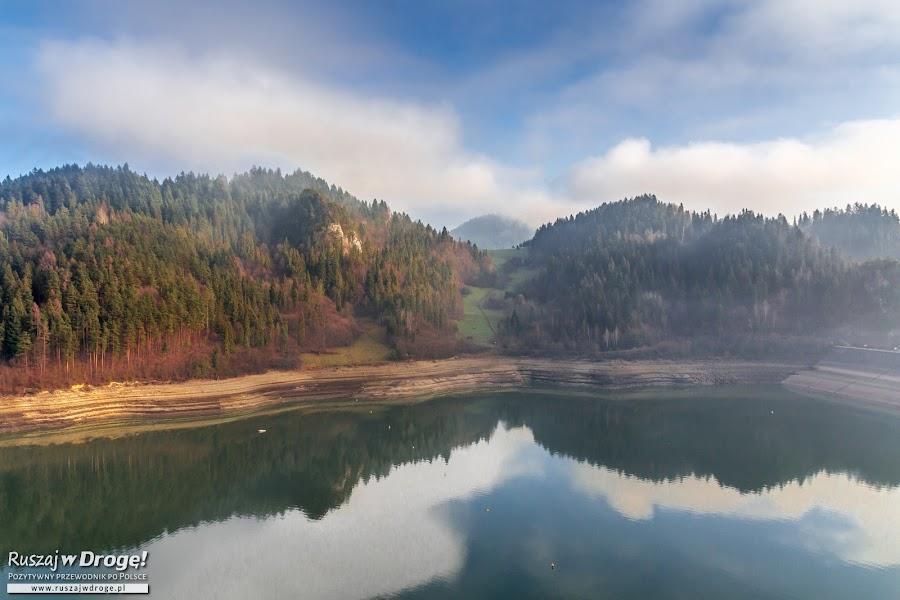 Pieniński Park Narodowy z Zamku w Niedzicy