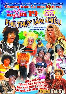 Phù Thủy Lắm Chiêu - Phu Thuy Lam Chieu -