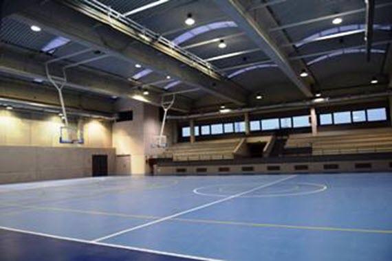 Nuevo polideportivo de Buitrago del Lozoyaó