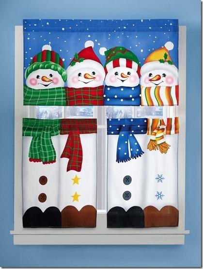 decoracion de puertas y ventanas navidad  (4)