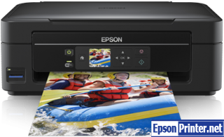 Download Epson Expression Home XP-302 printer driver and add printer without installation disc