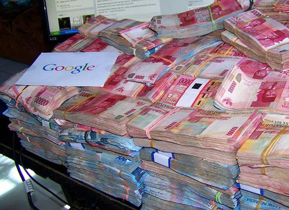 Menghasilkan Uang dari Internet ialah harapan semua orang yang suka berjelajah di dunia m 4 Produk Google Yang Bisa Menghasilkan Uang