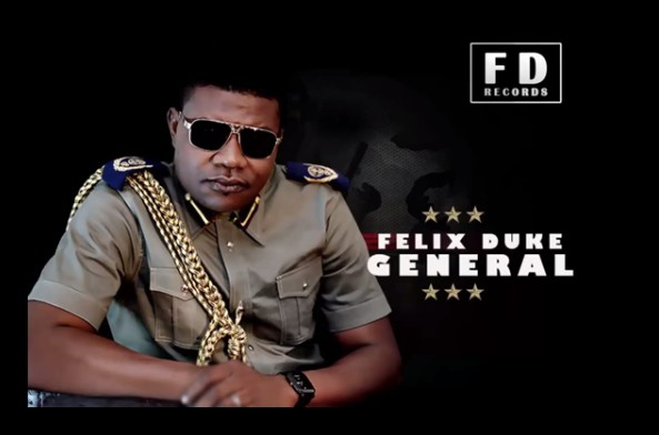 """[MUSIC]: FELIX DUKE - """"GENERAL"""""""