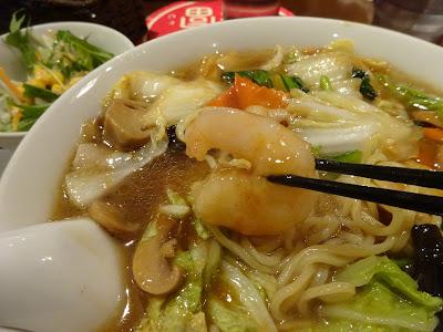 珍味楼糀谷駅前店(大田区西糀谷)ランチと火鍋と餃子の店