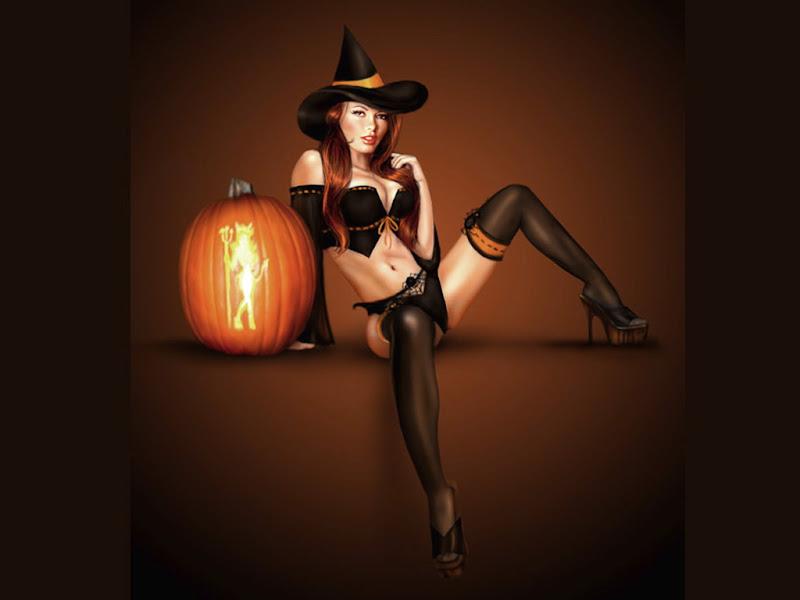 Sexy Halloween, Halloween