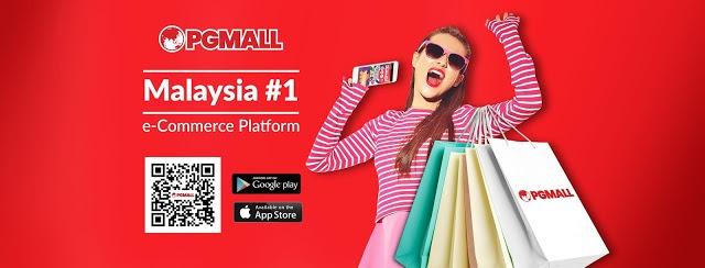PG Mall : Peluang Untuk Direbut Bagi Pembeli dan Peniaga