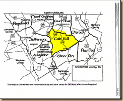 Township Map-Chesterfield County